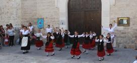 200 niños se darán cita en en el XXIII Encuentro Infantil de Danzas Regionales