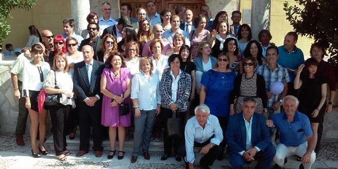 Cuatro generaciones de la familia 'Carabina' celebran su tercer encuentro