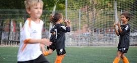 Seis victorias del Atlético de Laguna en un buen fin de semana