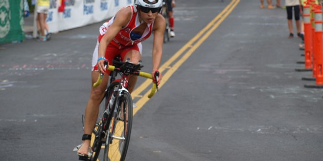 """Ruth Varona tras el Ironman de Hawai: """"Disfrute muchísimo, pero sufrí como nunca"""""""