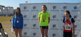 Bárbara Prieto se proclama campeona autonómica en 500 metros