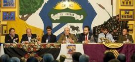 Roberto Armendáriz recibe el galardón  absoluto como triunfador de las pasadas fiestas patronales