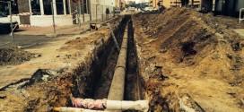 """Se sustituye uno de los """"principales anillos"""" de suministro de agua del municipio"""