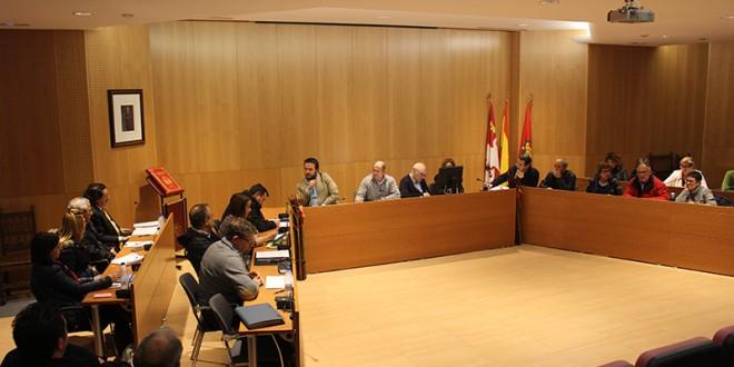 Debate en torno a la gestión económica municipal