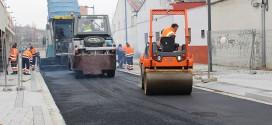 Varias calles permanecerán cortadas al tráfico para ser asfaltadas