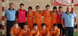 El Laguna F.S infantil campeón regional