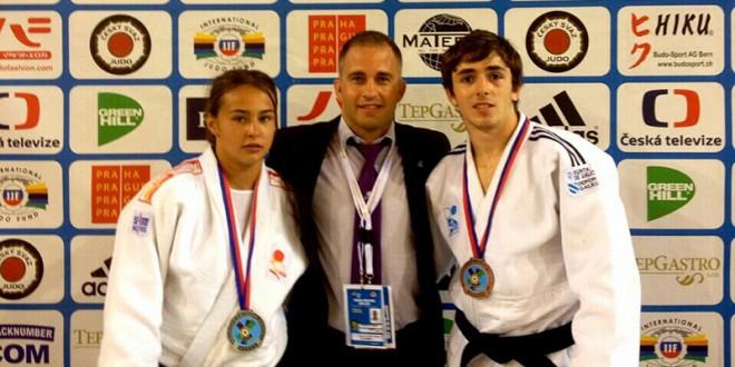 Alberto Gaitero, subcampeón de Europa