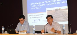 Asociaciones por el ferrocarril proponen recuperar la línea de Laguna para uso turístico
