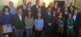 Laguna pide a la Junta compromiso presupuestario para el Área Metropolitana