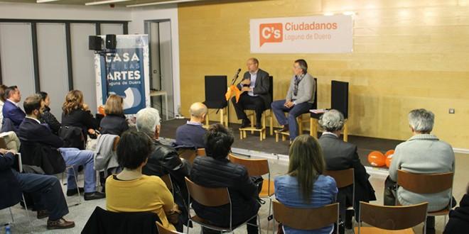 """Francisco Igea (C's): """"Somos un proyecto de regeneración creíble y posible"""""""