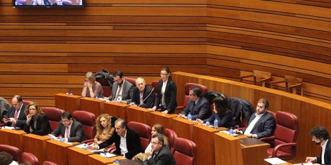 Las Cortes apoyan por unanimidad el Consorcio Metropolitano del Transporte en Valladolid y su alfoz