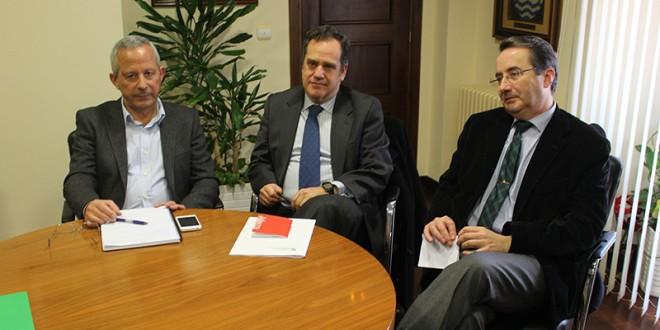 El Ayuntamiento y la Junta acercan posturas para futuras inversiones