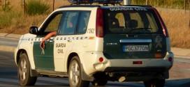 La Guardia Civil del municipio arresta a dos personas como autoras presuntamente de un robo en Iscar
