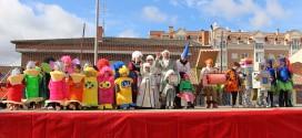 Los más pequeños protagonizan la pasarela musical de Carnaval