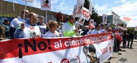 El Ayuntamiento expresa su apoyo a los trabajadores de Dulciora