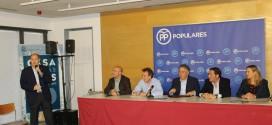"""El PP  se postula como """"único garante"""" de la recuperación y la cohesión nacional"""
