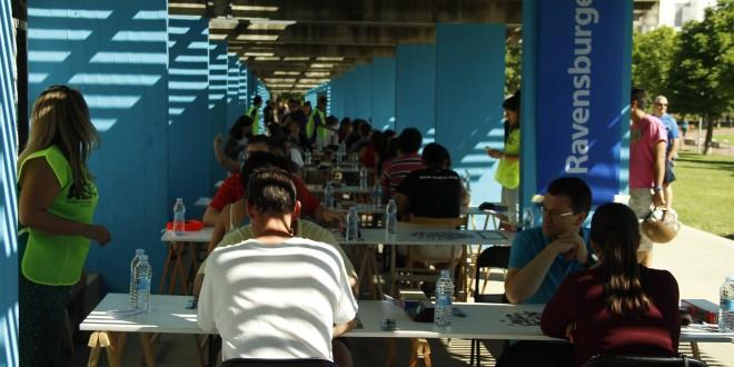 Éxito de participación en el I Campeonato de Puzle Chess