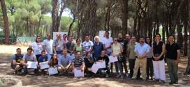 Concluye el programa mixto de acondicionamiento en el área recreativa de Los Valles