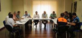 Más de 650 efectivos y voluntarios garantizarán la seguridad en fiestas