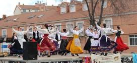 Fin de semana de música y danzas regionales en Laguna