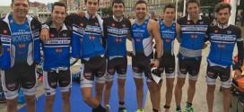 El C.D Triatlón Laguna se jugará su permanencia en Almería