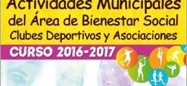Las actividades municipales alcanzan las 1.400 inscripciones para este curso