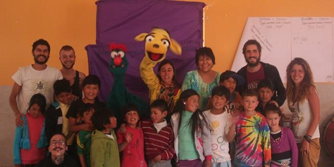 Los laguneros donan más de mil euros a los niños trabajadores de Bolivia
