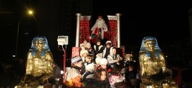Los Reyes Magos protagonizan una cabalgata con gran afluencia
