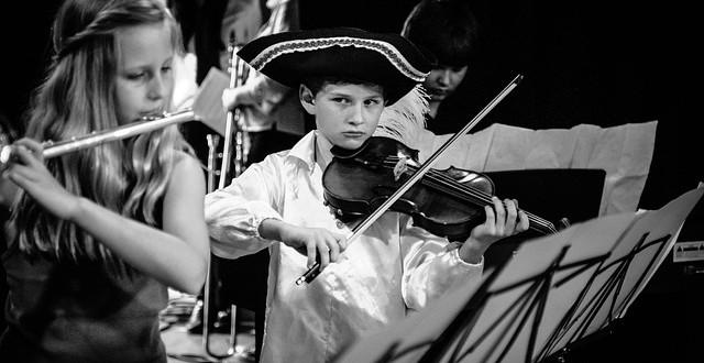 Nuevo periodo de matrícula para la Escuela de Música