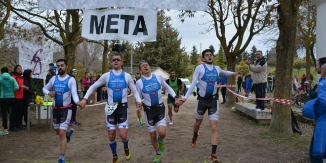 El C.D Triatlón Laguna de Duero sigue en racha
