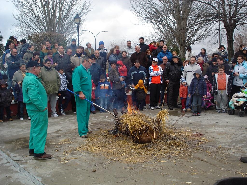 La tradición de la matanza llega este sábado a Laguna de Duero