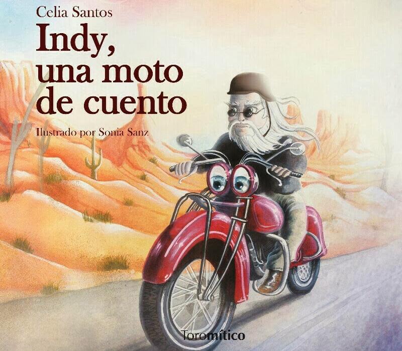 """Vuelve La Hora del Cuento este jueves con """"Indy, una moto de cuento"""""""