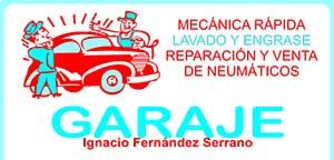 GARAJE IGNACIO FERNÁNDEZ SERRANO