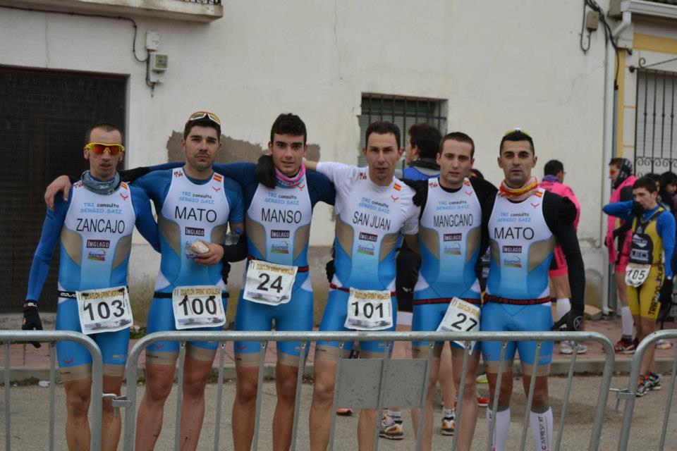 Raúl Manso representará a España en el Campeonato del Mundo de duatlón en Pontevedra