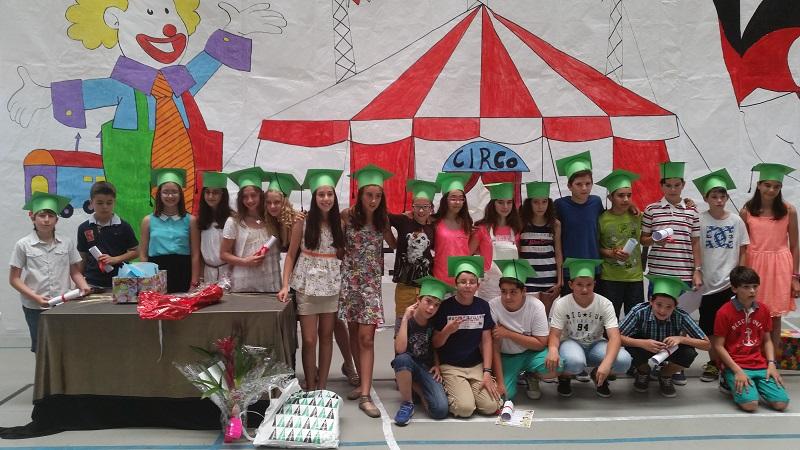 El CEIP Ntra. Señora del Villar despide a sus alumnos de sexto