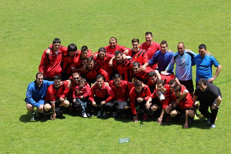El  C.D Laguna – La Sucursal se hace con el campeonato absoluto de Segunda Provincial