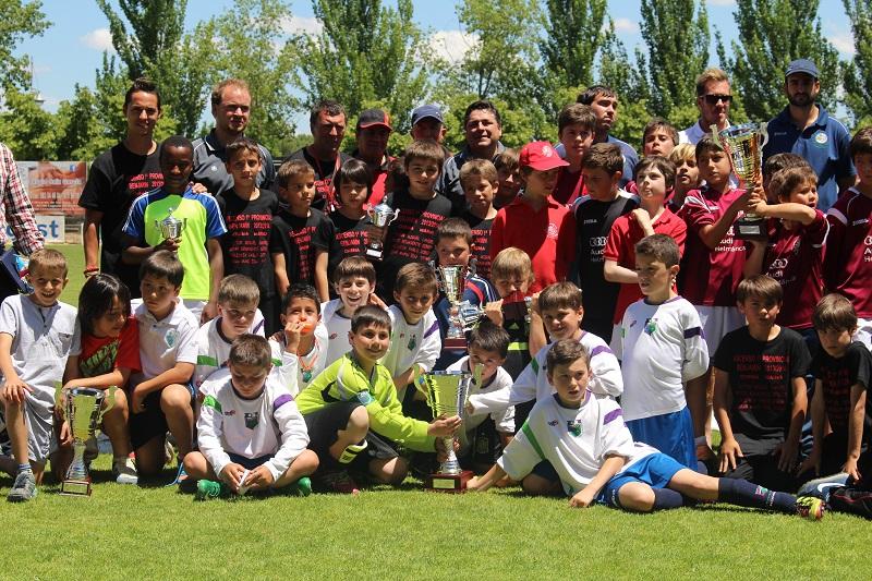 EL C.D Juventud Rondilla se hace con el XII Torneo Benjamín – Ayto. Laguna de Duero