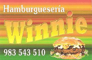 Hamburguesería Winnie