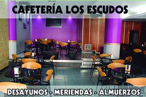 Cafetería Los Escudos