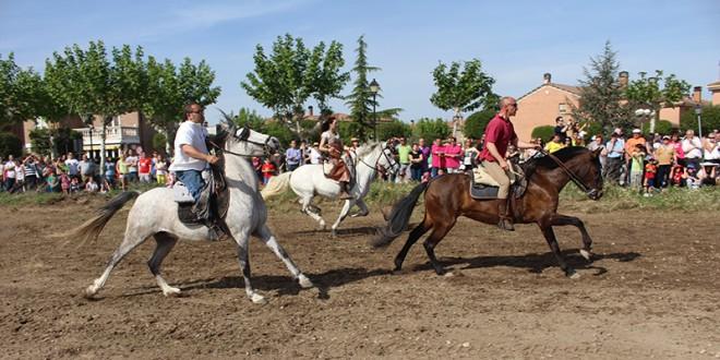 Resultado de imagen de Carrera de cintas a caballo