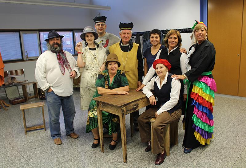 Teatro Colokio y Athenea Musical actúan este fin de semana de forma solidaria