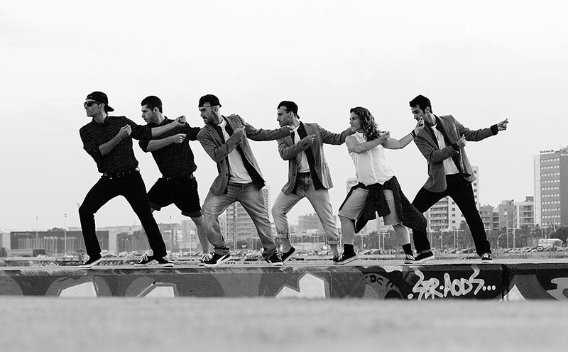 La Casa de las Artes acerca la danza urbana de 'Kulbik' a los jóvenes laguneros
