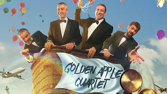 """Los """"Golden Apple Quartet"""" abren el telón este fin de semana en la Casa de las Artes"""