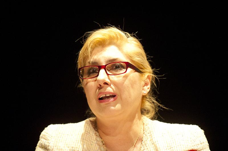 Rocío Garrido gana el concurso de relatos sobre la igualdad de género en Medina del Campo