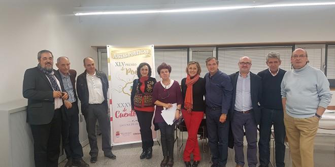 Sergio Barreto y Raúl Clavero, ganadores de las justas poéticas castellanas