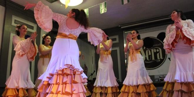 Flamenco y cante, protagonistas de la Feria de abril del Sera