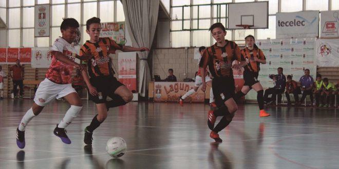 """Arranca el I Torneo Nacional Infantil """"Virgen del Villar"""" de Fútbol Sala"""