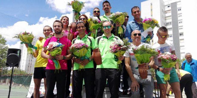 La II Maratón por equipos atrae a 32 conjuntos de Castilla y León