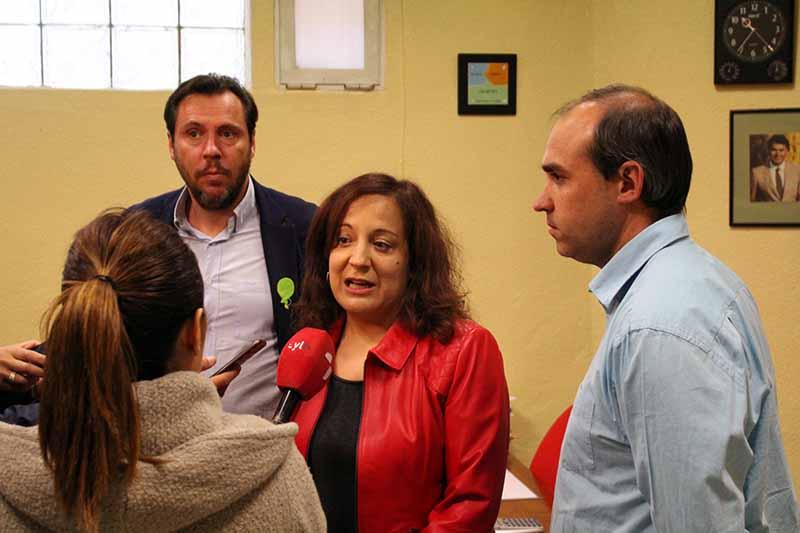 """Iratxe García: """"El PSOE nunca debió posibilitar el gobierno de Rajoy"""""""