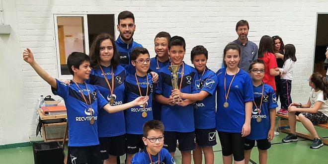 La escuela del  C.D Bádminton Laguna cierra la temporada con 9 medallas